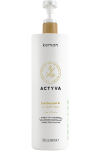 Actyva bellessere shampoo 1000 ml bolli - fronte.png