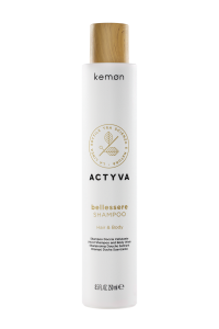 Actyva bellessere shampoo 250 ml bolli - fronte.png