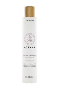 Actyva colore brillante shampoo 250 ml bolli - fronte.png