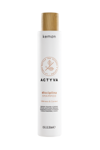 Actyva disciplina shampoo 250 ml bolli - fronte.png