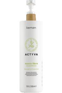 Actyva nuova fibra shampoo 1000 ml bolli - fronte.png
