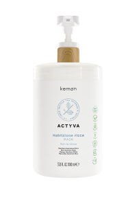 Actyva nutrizione ricca mask 1000 ml bolli - fronte.png