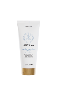 Actyva nutrizione ricca mask 200 ml bolli - fronte.png