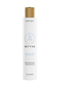 Actyva nutrizione shampoo 250 ml bolli - fronte.png