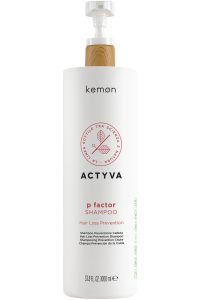 Actyva p factor shampoo 1000 ml - fronte.png