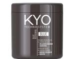 KYO BLUE BLEACHING POWDER blond pulber mis helendab juukseid kuni 7 astet.450g.